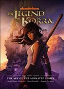 The Legend of Korra: The Art of the Animated Series Hardcover #3