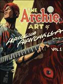 The Archie Art of Francesco Francavilla Hardcover