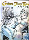 Grimm Fairy Tales Cover Art Hardcover #2 - 2nd printing