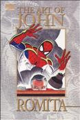 The Art of John Romita Hardcover