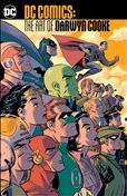 DC Comics: The Art of Darwyn Cooke TPB