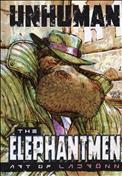 The Elephantmen Art of Ladrönn Hardcover