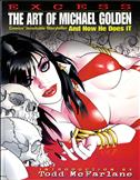 Excess: The Art of Michael Golden TPB - 2nd printing