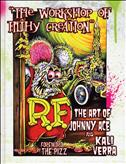 The Workshop of Filthy Creation: The Art of Johnny Ace and Kali Verra Hardcover