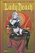 The Art of Lady Death Hardcover