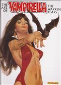 The Art of Vampirella: The Warren Years Hardcover