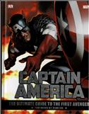 Captain America: The Ultimate Guide to the First Avenger Hardcover