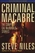 Criminal Macabre: The Complete Cal McDonald Stories TPB