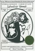Eternal Romance Labor of Love Sketchbook TPB