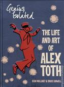 Genius Isolated: The Life & Art of Alex Toth Hardcover #1