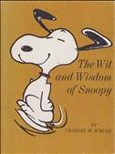 The Wit and Wisdom of Snoopy Hardcover