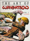 The Art of Wrightson Hardcover