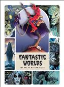 Fantastic Worlds: The Art of William Stout Hardcover