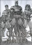 Icons: The DC & Wildstorm Art of Jim Lee Hardcover