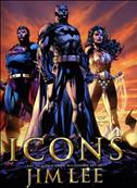 Icons: The DC & Wildstorm Art of Jim Lee TPB Variation A