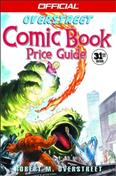 Overstreet Comic Book Price Guide #31 Variation A