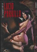 The Dynamite Art of Lucio Parrillo Hardcover
