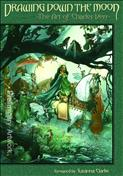 Drawing Down the Moon: The Art of Charles Vess TPB