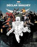 Marvel Monograph: The Art of Declan Shalvey TPB