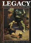 Legacy: Selected Printings & Drawings by Frank Frazetta TPB