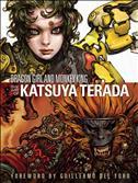 Dragon Girl and Monkey King: The Art of Katsuya Terada Hardcover