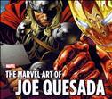 The Marvel Art of Joe Quesada Hardcover