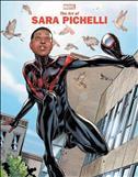 Marvel Monograph: The Art of Sara Pichelli TPB