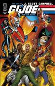 G.I. Joe Pin-Up Book: The Art of J. Scott Campbell TPB
