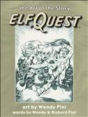 Elfquest: The Art of the Story Hardcover