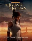 The Legend of Korra: The Art of the Animated Series Hardcover #1