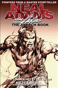 Neal Adams the Sketch Book Hardcover