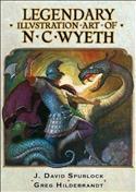 Legendary Art of N.C. Wyeth Hardcover