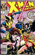 X-Men Adventures (Vol. 1) #1