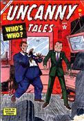 Uncanny Tales (1st Series) #24