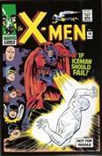 X-Men (1st Series) #18  - 2nd printing
