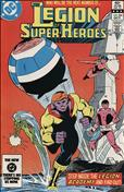 The Legion of Super-Heroes (2nd Series) #304