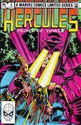 Hercules (Vol. 1) #4