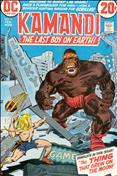 Kamandi, the Last Boy on Earth #3