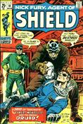 Nick Fury, Agent of SHIELD (1st Series) #18