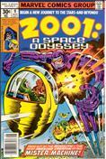 2001, A Space Odyssey #9