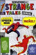 Strange Tales (Marvel Deutschland) Annual #2