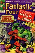 Fantastic Four (UK Edition, Vol. 1) #25