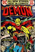 The Demon (1st Series) #1