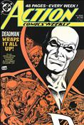 Action Comics #625