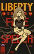 The CBLDF Presents: Liberty Comics #2 Variation B