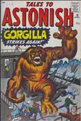 Tales to Astonish (Vol. 1) #18