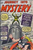 Journey into Mystery (1st Series) #85