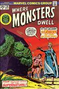 Where Monsters Dwell #30