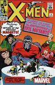 X-Men (1st Series) #4  - 2nd printing