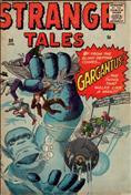 Strange Tales (UK Edition) #80